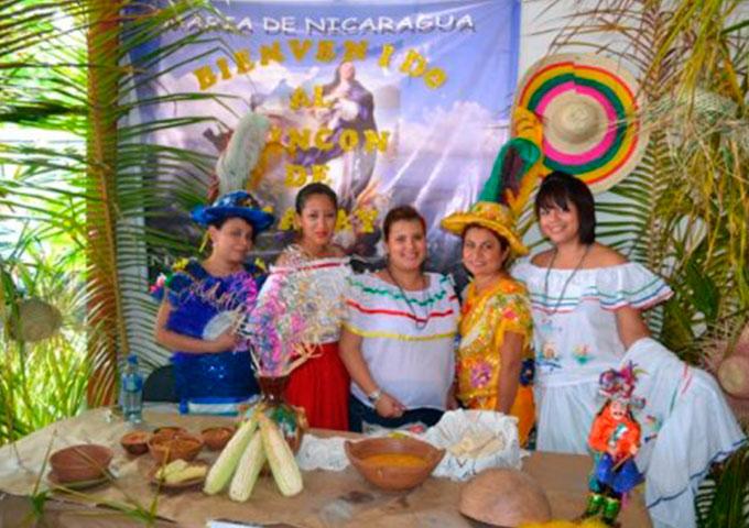 Sabores Y Destinos De Nicaragua En V Feria Gastronómica
