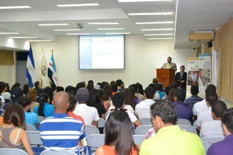 Bienvenida Alumnos 2014