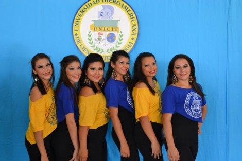 Presentación Oficial de las Candidatas a Miss UNICIT 2014