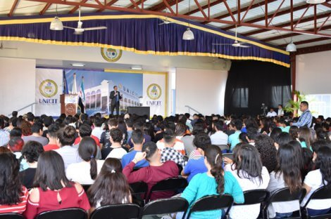 UNICIT inicia año lectivo 2018