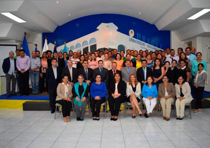 Univo realiza encuentro con estudiantes de posgrados de UNICIT