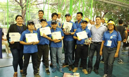 UNICIT participa en la Segunda Olimpiada Nacional de Robótica