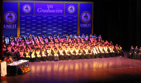 UNICIT celebra XIX Graduación