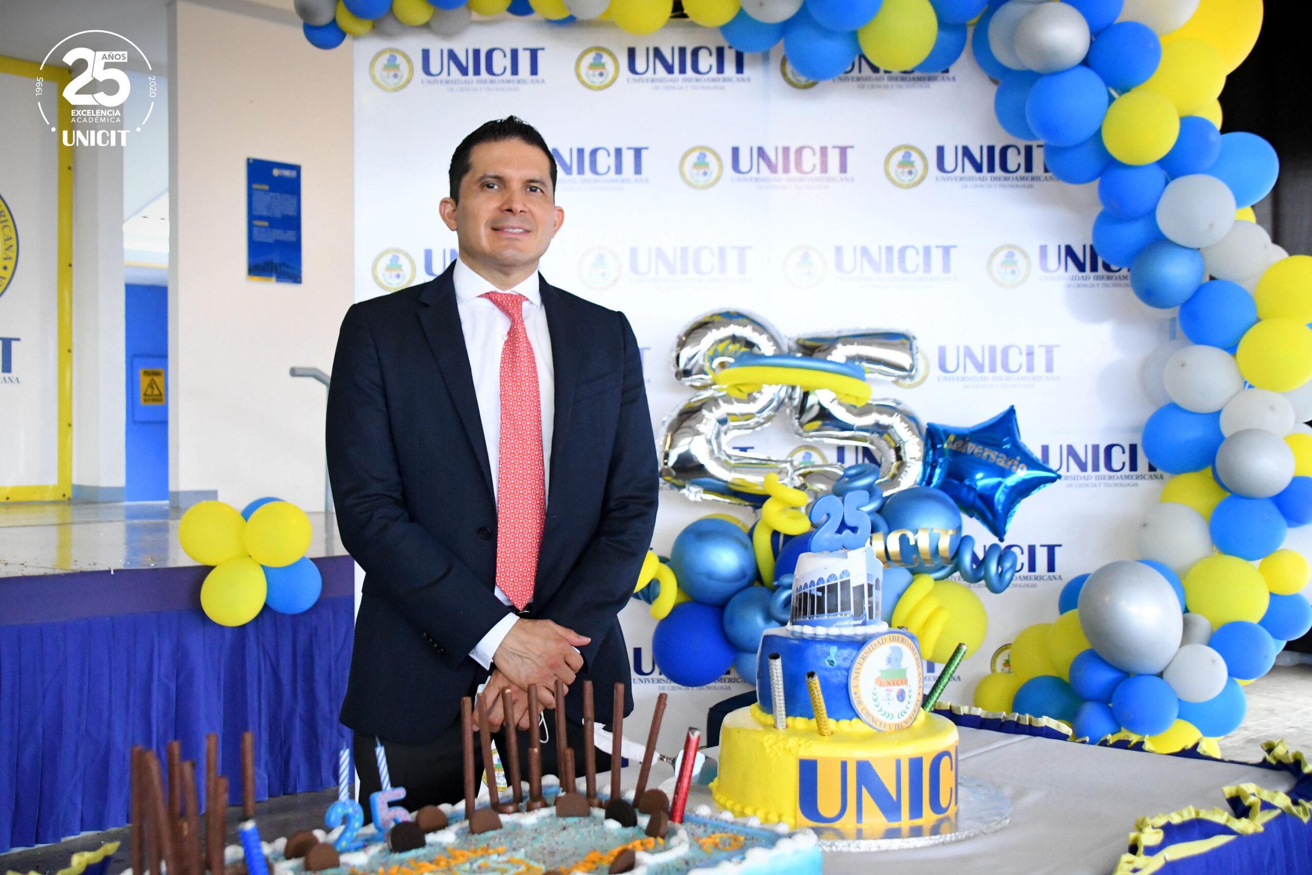 25 Aniversario UNICIT