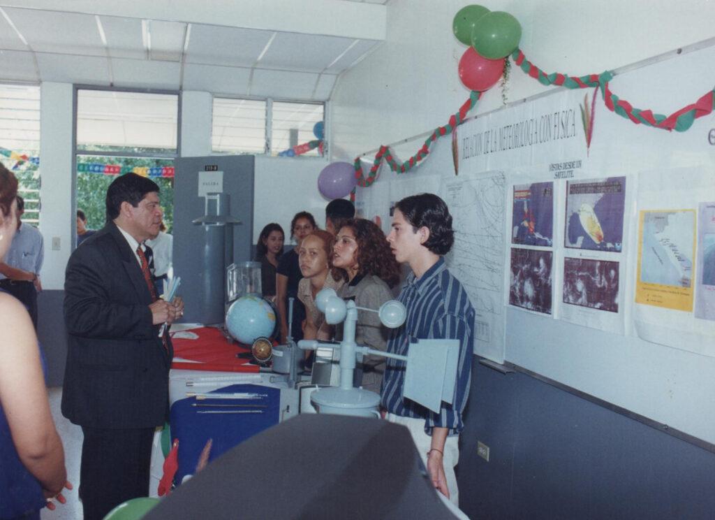 Primera Edición de la Feria Tecnológica EXPOUNICIT