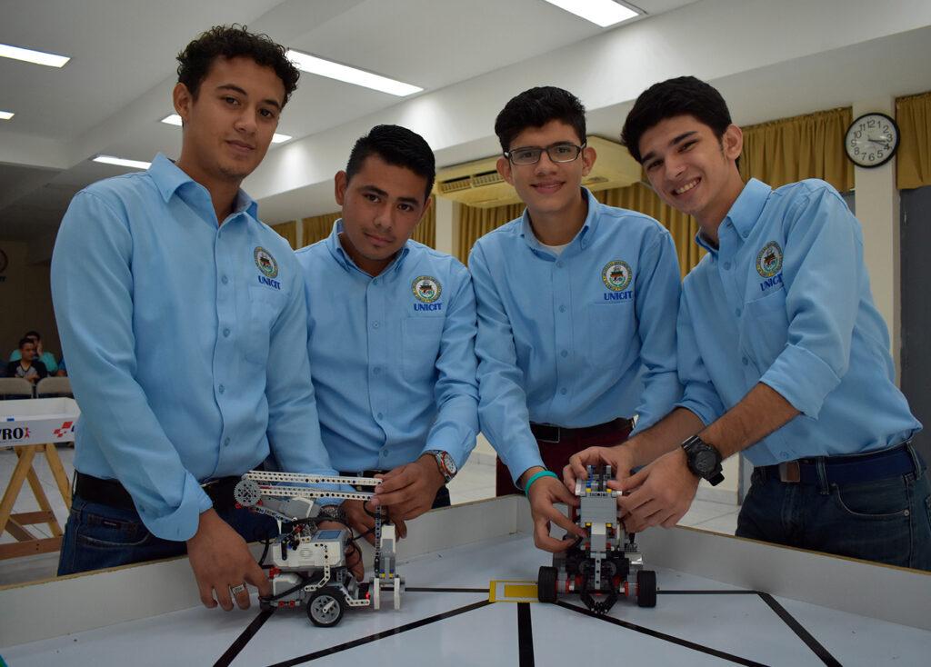 UNICIT inaugura Centro de Creatividad, Innovación, Programación y Robótica.