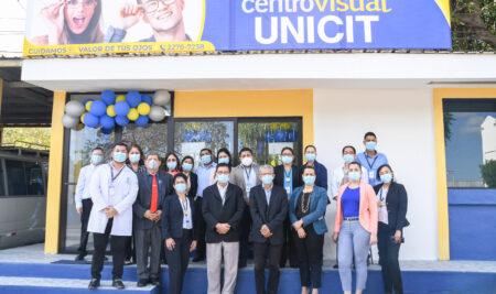 Centro Visual UNICIT reapertura sus instalaciones